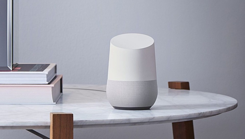 Google home et la recherche vocale